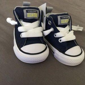 Baby High Top Converse